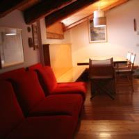 salotto appartamento sauris
